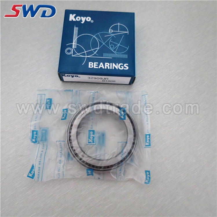 JAPAN KOYO BEARING 32909 TAPERED ROLLER BEARING 32909 JR