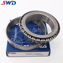 KOYO JAPAN TAPER ROLLER BEARING 29685/29620 TAPERED BEARINGS
