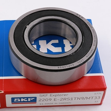 2209 SKF SELF-ALIGNING BALL BEARINGS WITH SEALS 2209E-2RS1TN9/MT33​